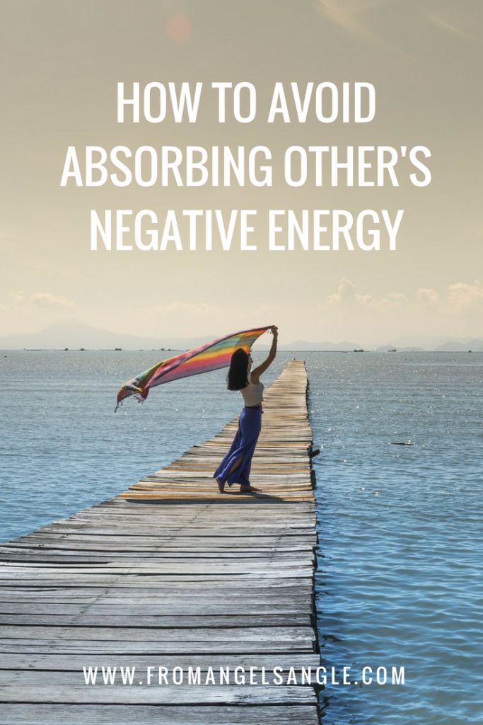 How to Avoid Absorbing Other's Negative Energy