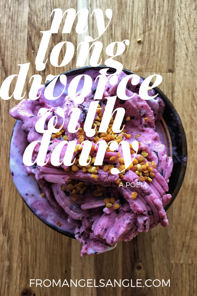 My Long Divorce With Dairy