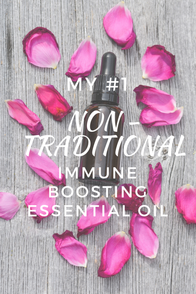 My #1 Non-Traditional Immune Boosting Essential Oil