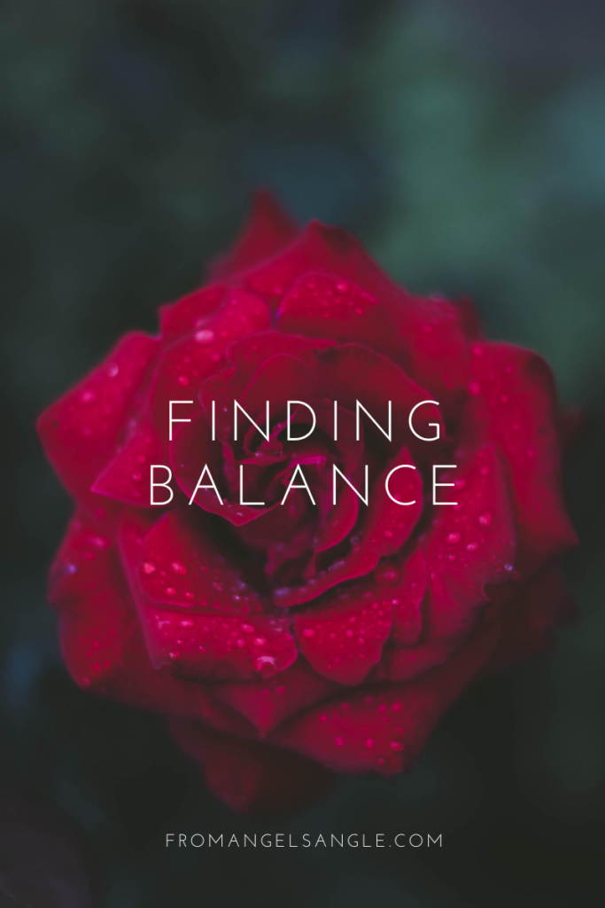 The Hidden Mystery Behind Finding Balance